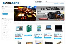magzone.ro Website